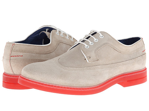 Ted Baker - Juippita (Cream Suede) Men's Shoes