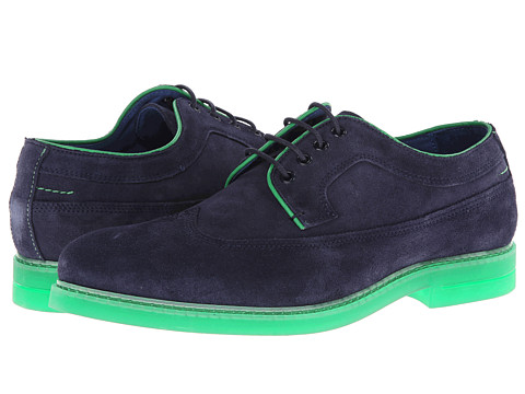 Ted Baker - Juippita (Dark Blue Suede) Men's Shoes