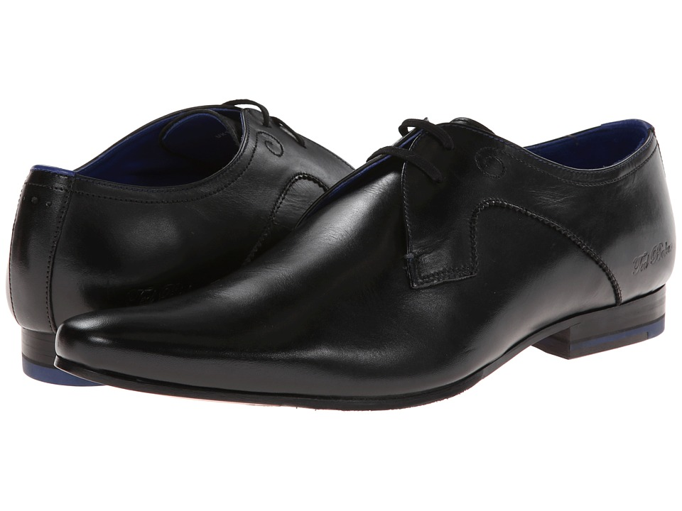 Ted Baker - Martt (Black Leather) Men's Shoes