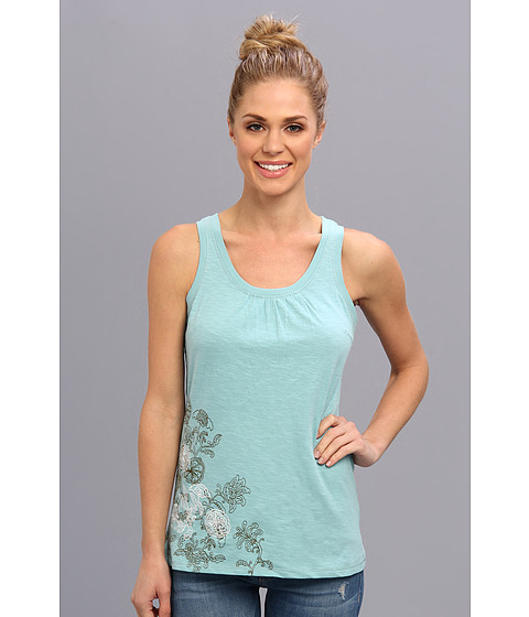 Aventura Clothing - Schaffer Tank Top (Reef Waters) Women