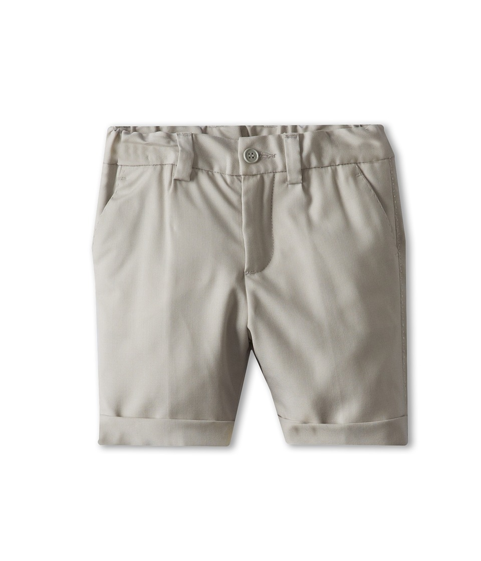 Dolce & Gabbana - Bermuda Short (Infant) (Beige) Men's Shorts