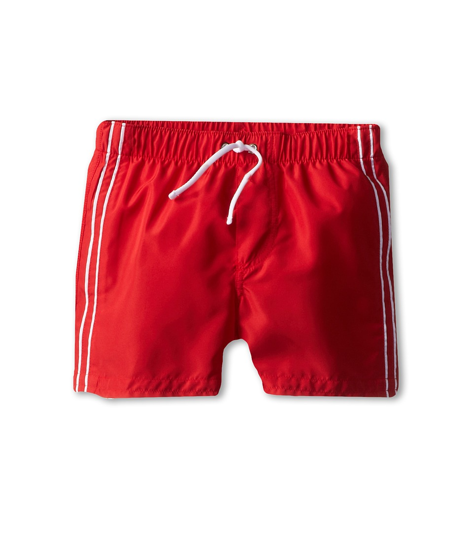 Dolce & Gabbana - Swim Short (Toddler/Little Kids/Big Kids) (Red) Men's Swimwear