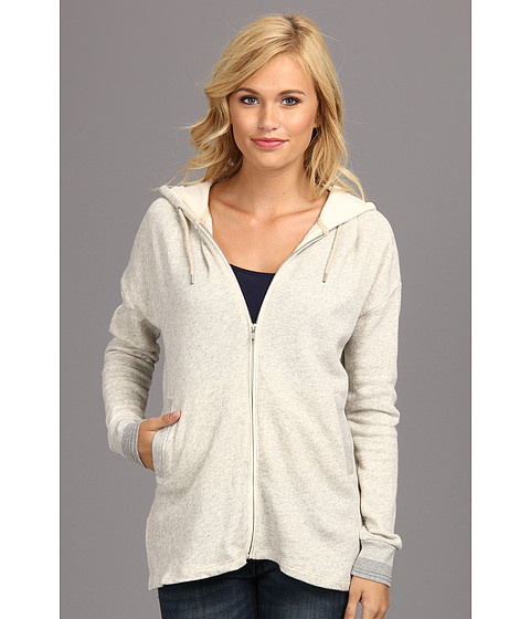 Alternative - Drape Dem Hoodie (Wheat) Women's Coat