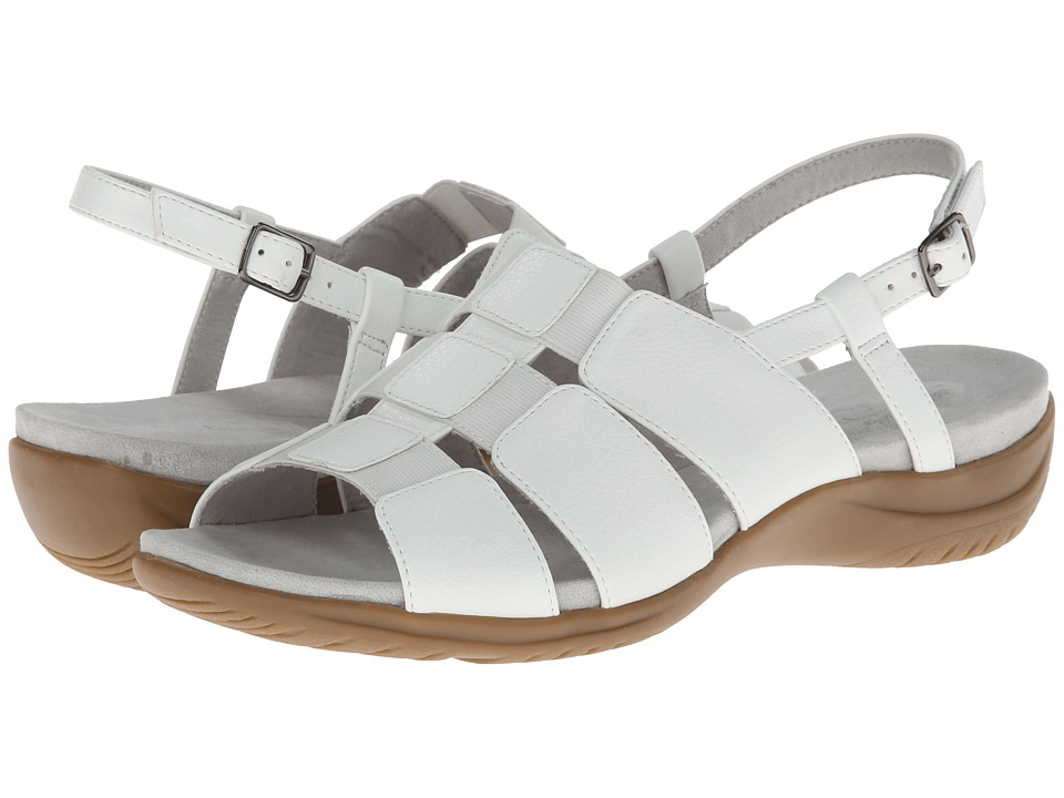 Easy Street - Vacation (White) Women's Sandals
