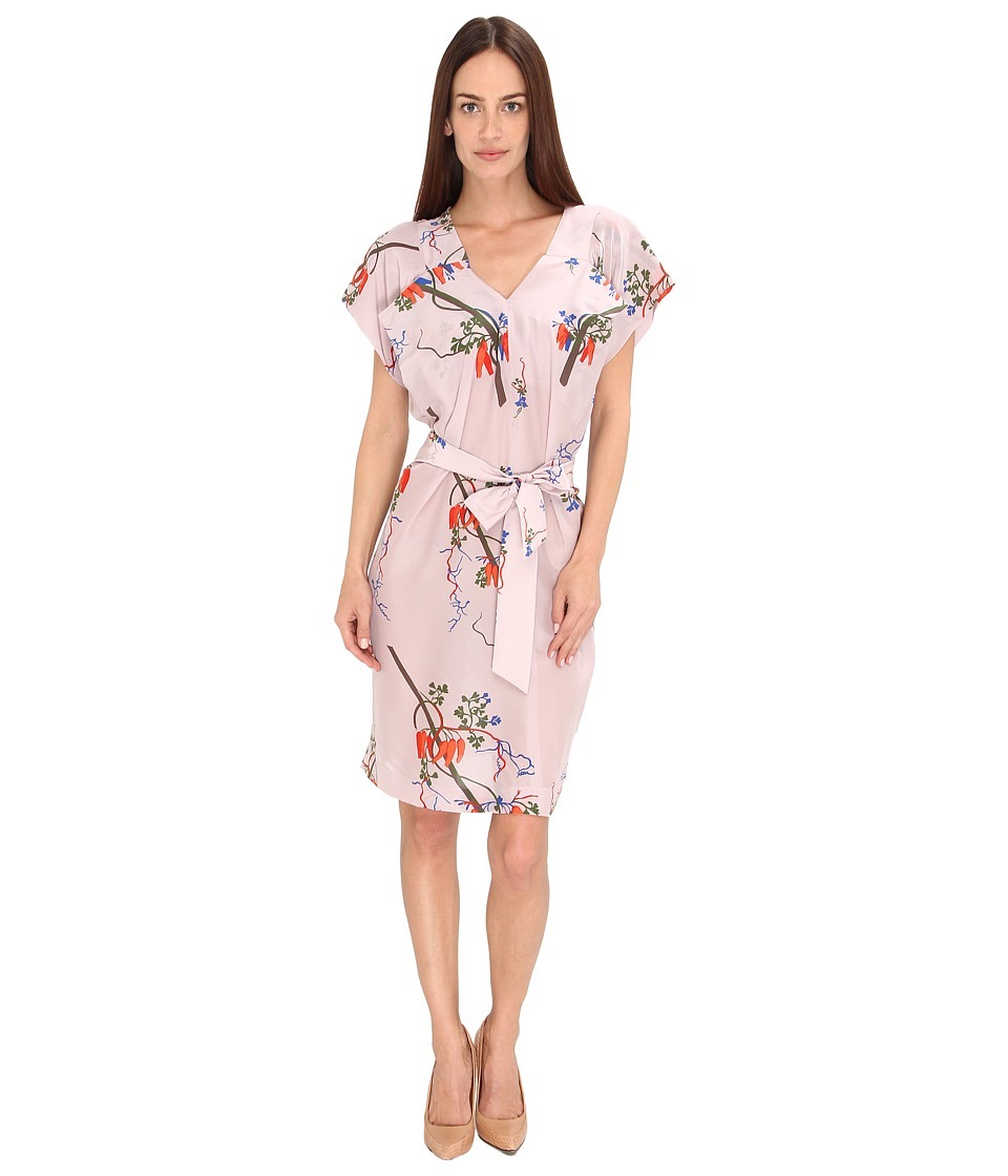 Vivienne Westwood Anglomania - Divinity Dress (Mushroom Mayan Orchid) Women's Dress