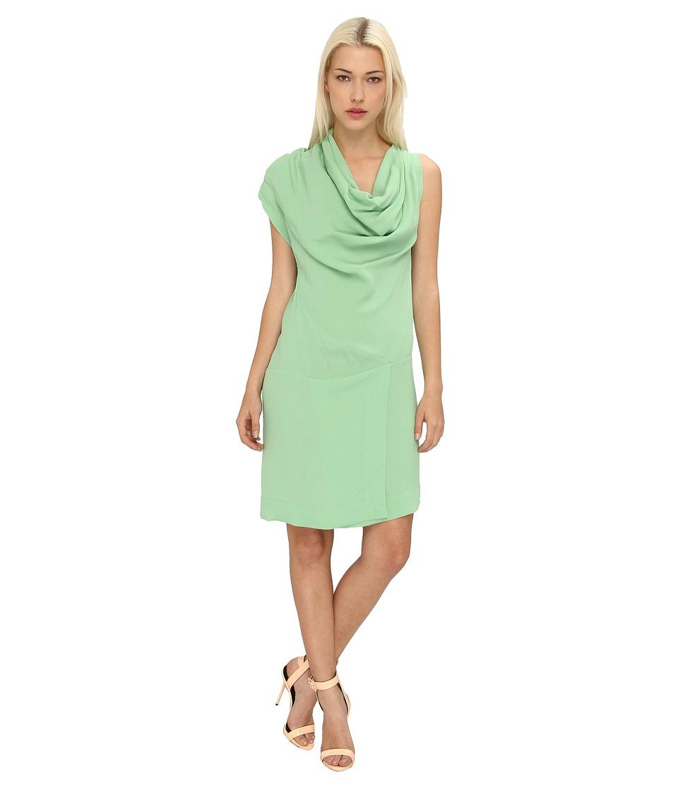 Vivienne Westwood Anglomania - Mosaic Dress (Mint Green) Women's Dress