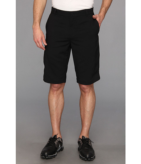 Nike Golf - Sport Fabric Mix Short (Black) Men's Shorts