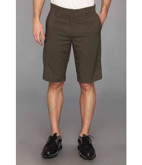 Nike Golf - Sport Fabric Mix Short (Cargo Khaki) Men's Shorts