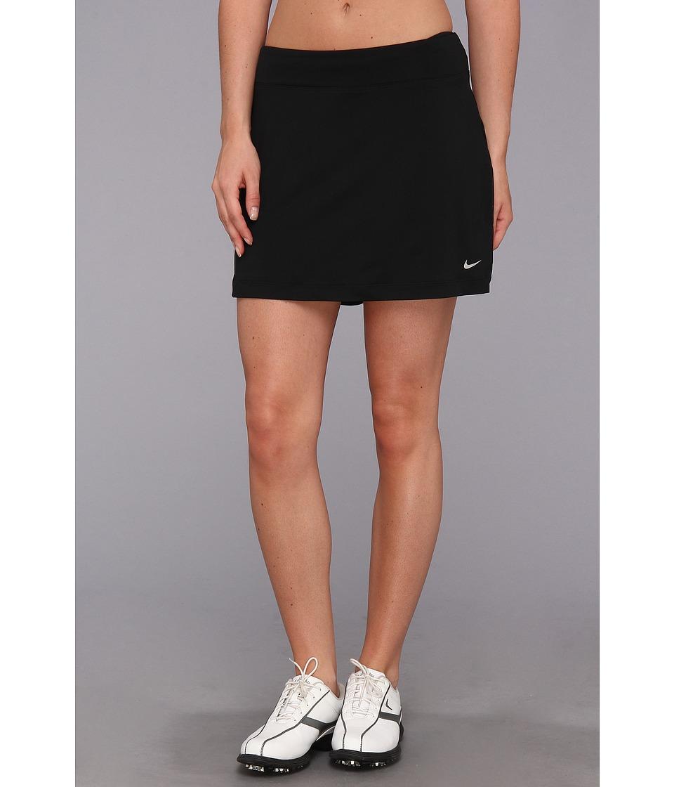 Nike Golf - Sport Knit Skort (Black) Women's Skort