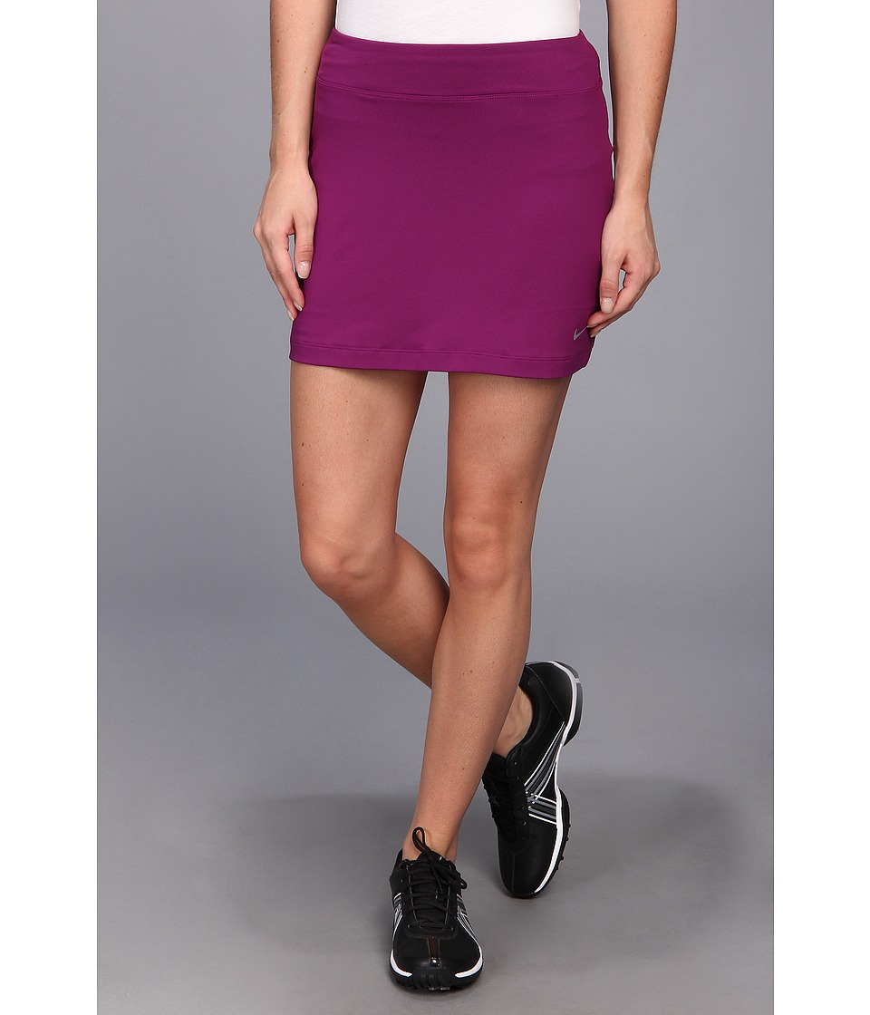 Nike Golf - Sport Knit Skort (Bright Grape) Women