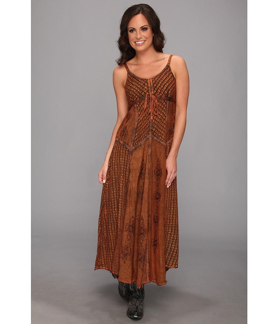 Scully - Honey Creek Juliette Dress (Copper) Women's Dress
