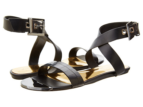 Ted Baker - Tabbey (Black/Black Leather) Women's Sandals