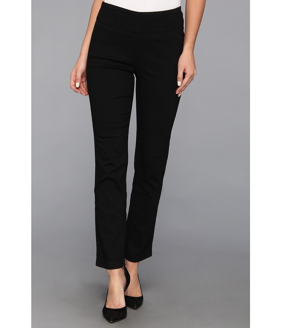 Miraclebody Jeans Judy Pull-On Ankle Jean in Black (Black) Women