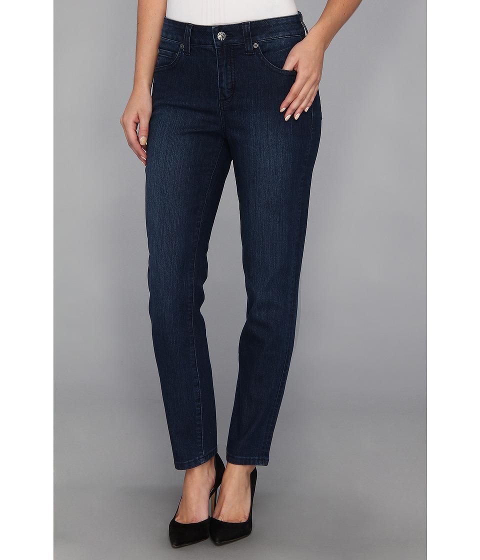 Miraclebody Jeans - Sandra D. Ankle Jean in Oakridge (Oakridge) Women's Jeans
