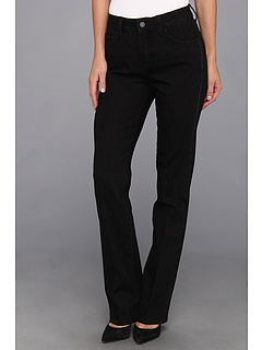 SALE! $36.99 - Save $81 on Miraclebody Jeans Jillian Modified Bootcut Sequin Tuxedo Stripe in Onyx (Onyx) Apparel - 68.65% OFF $118.00