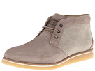 Wolverine Julian Crepe Chukka (Grey) Men's Lace-up Boots