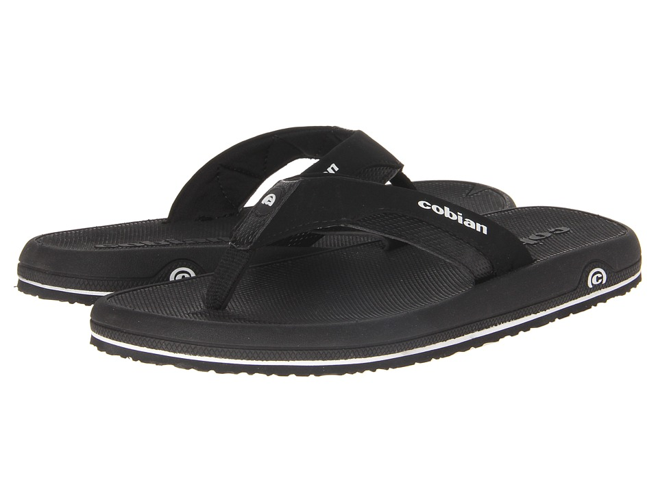 Cobian - OTG (Black) Men's Sandals