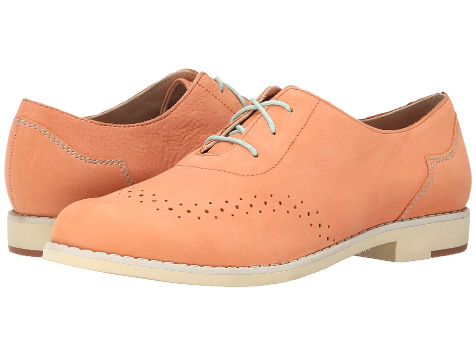 Wolverine Josette Oxford (Peach) Women