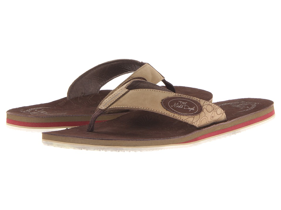 Cobian - Mike Doyle Legends (Tan) Men's Sandals