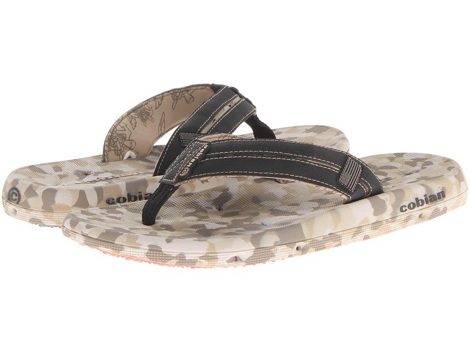 Cobian - Sawman (Desert Camo) Men's Sandals