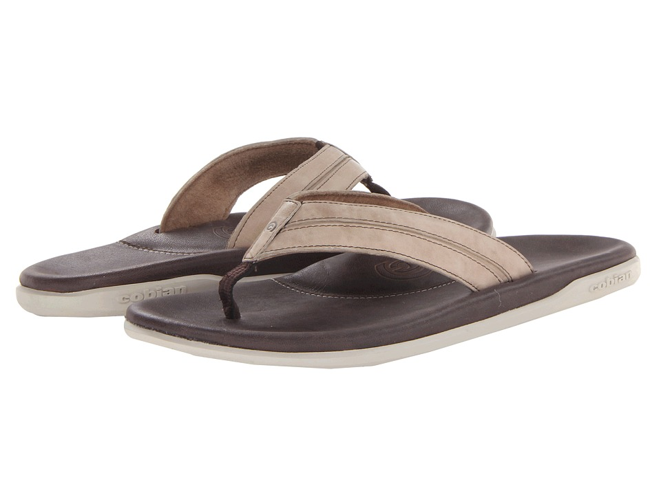 Cobian - Tofino Archy (Cream) Men's Sandals