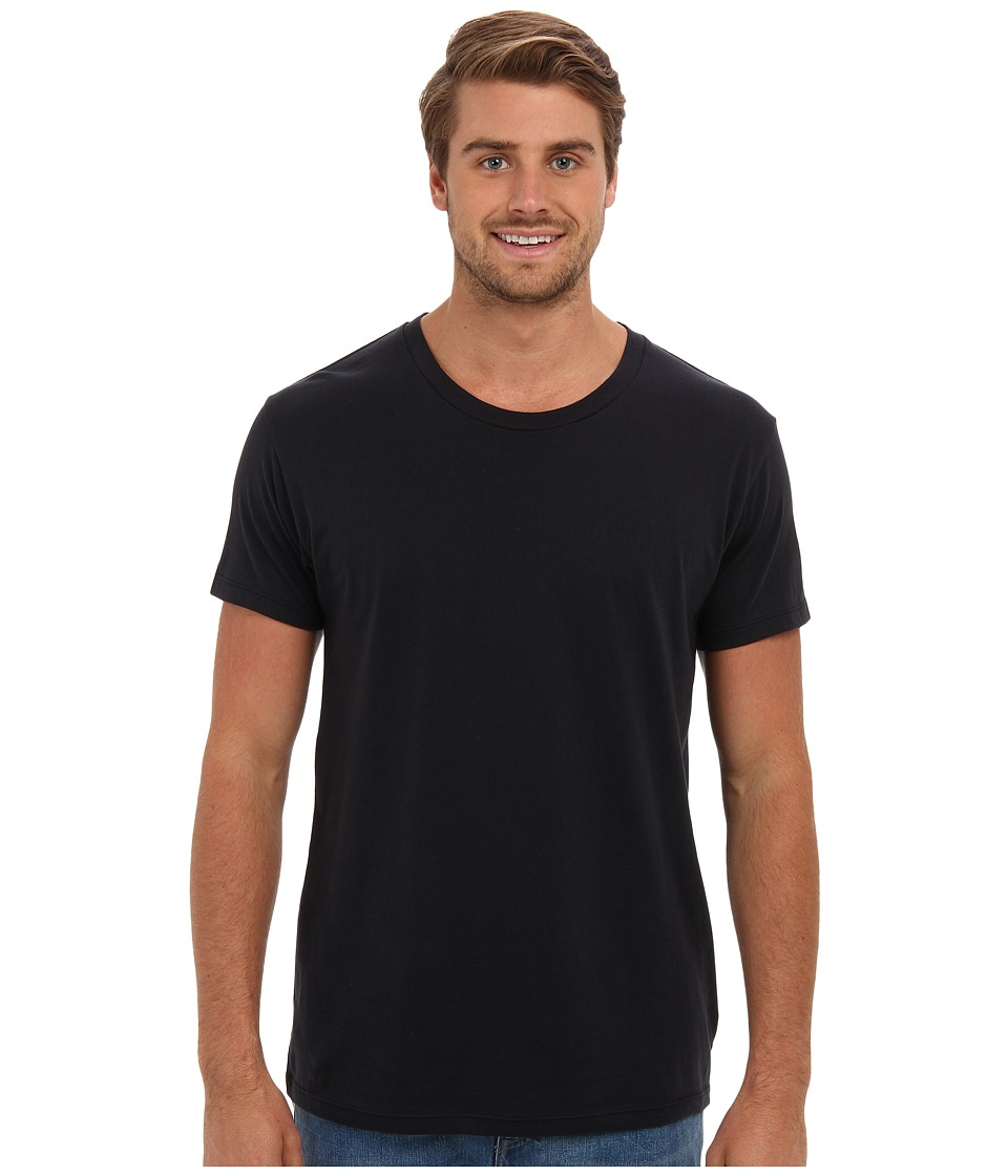 Alternative - Perfect Vintage Tee (Black) Men's Clothing