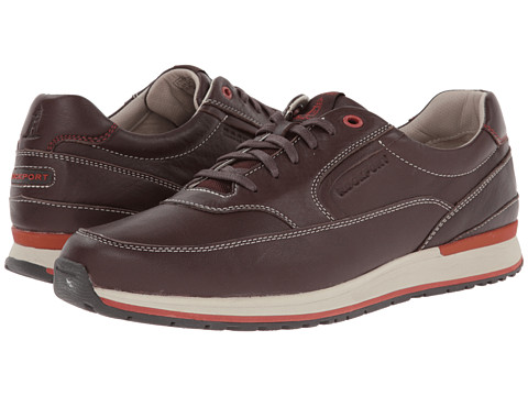 Rockport - Crafted Sport Casual Mudguard Oxford (Coach Brown) Men