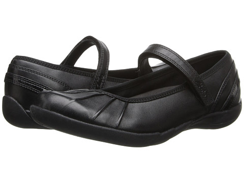 Clarks Kids - No Lexie Y (Big Kid) (Black) Girl's Shoes