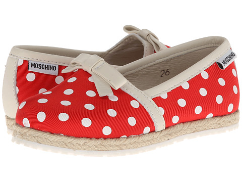 Moschino - 25416 (Toddler/Little Kid/Big Kid) (Red) Women