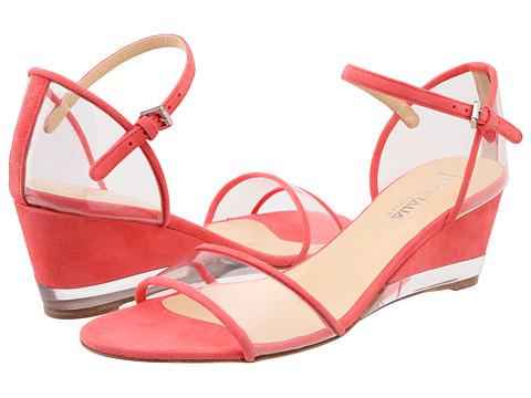Aquatalia - Hailee (Melon Suede) Women's Wedge Shoes