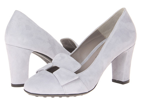 Aquatalia - Tutu (Stone Suede) High Heels