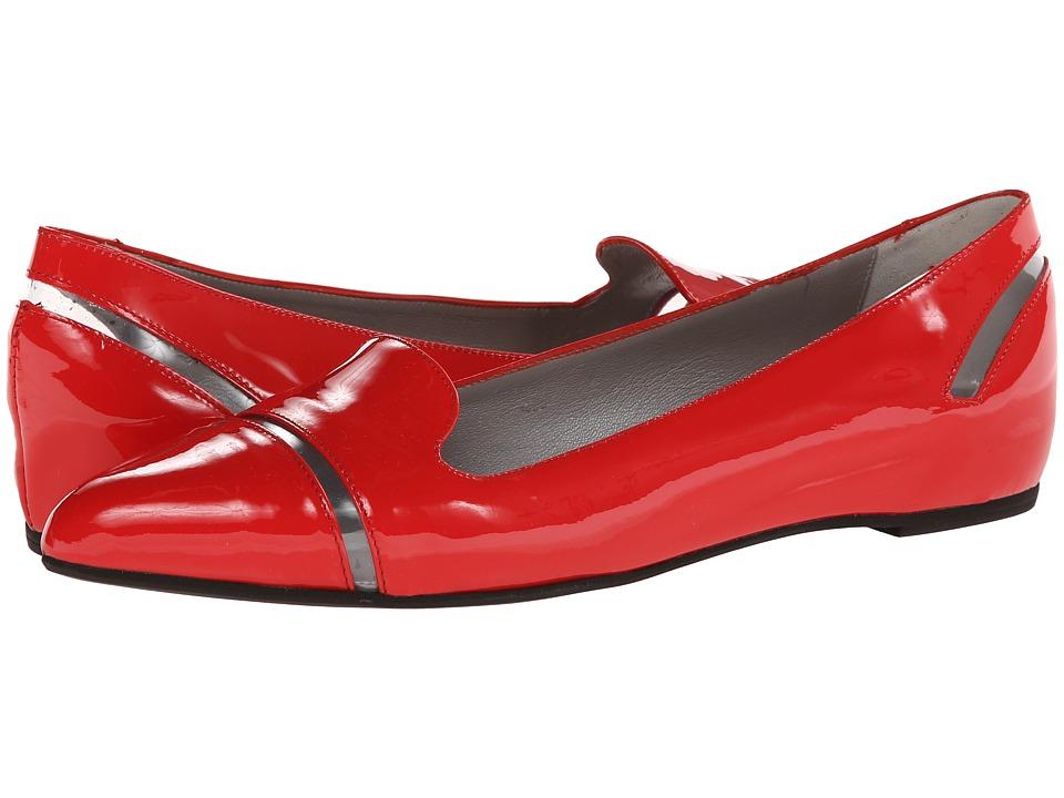 Aquatalia Yaelle (Red Patent) Women