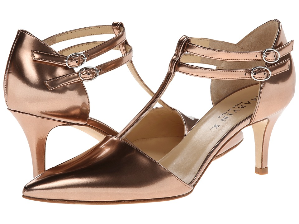 Aquatalia - Ophelia (Rose Gold Mirror) High Heels