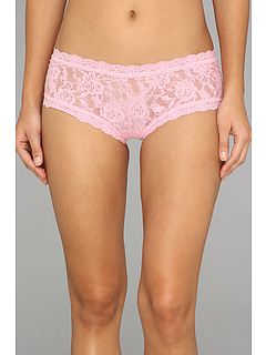 SALE! $16.99 - Save $12 on Hanky Panky Signature Lace Boyshort (Pretty In Pink) Apparel - 41.41% OFF $29.00