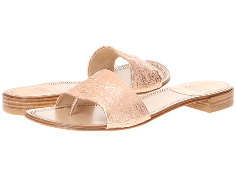 Stuart Weitzman - Slip N Slide (Copper Foil Nappa) Women's Shoes