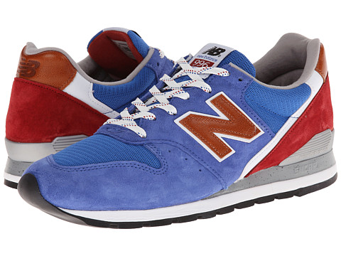 New Balance Classics - M996 - Made in USA - National Parks (Blue/Red) Men