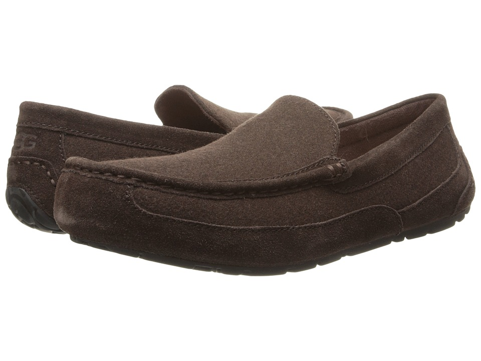 UGG - Alder Wool (Stout Wool) Men's Slip on Shoes