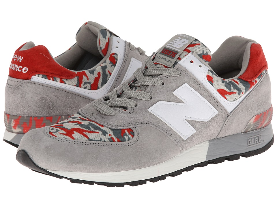 New Balance Classics - ML576-Camo Pack (Grey) Men's Classic Shoes