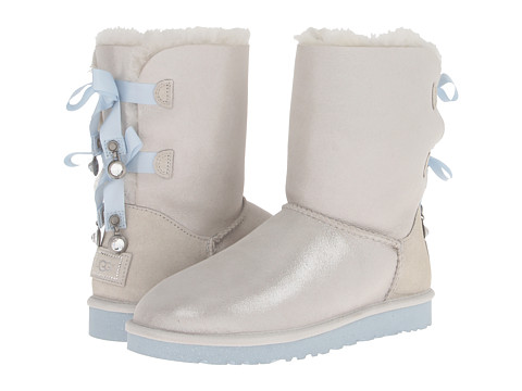 UGG - Bailey Bow Bling I Do! (White) Women's Shoes