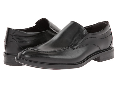 RW by Robert Wayne - Aaron (Black) Men's Slip on Shoes
