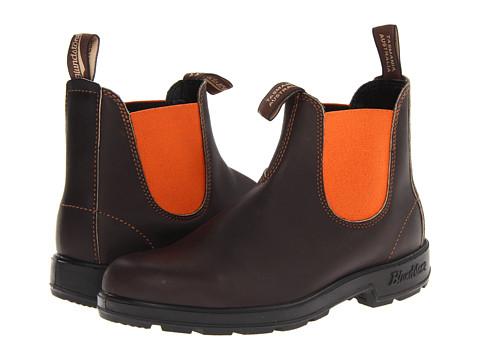 Blundstone - BL506 (Brown/Orange) Work Boots