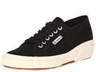 Superga 2905 Cotw Linea Up And Down (Black)
