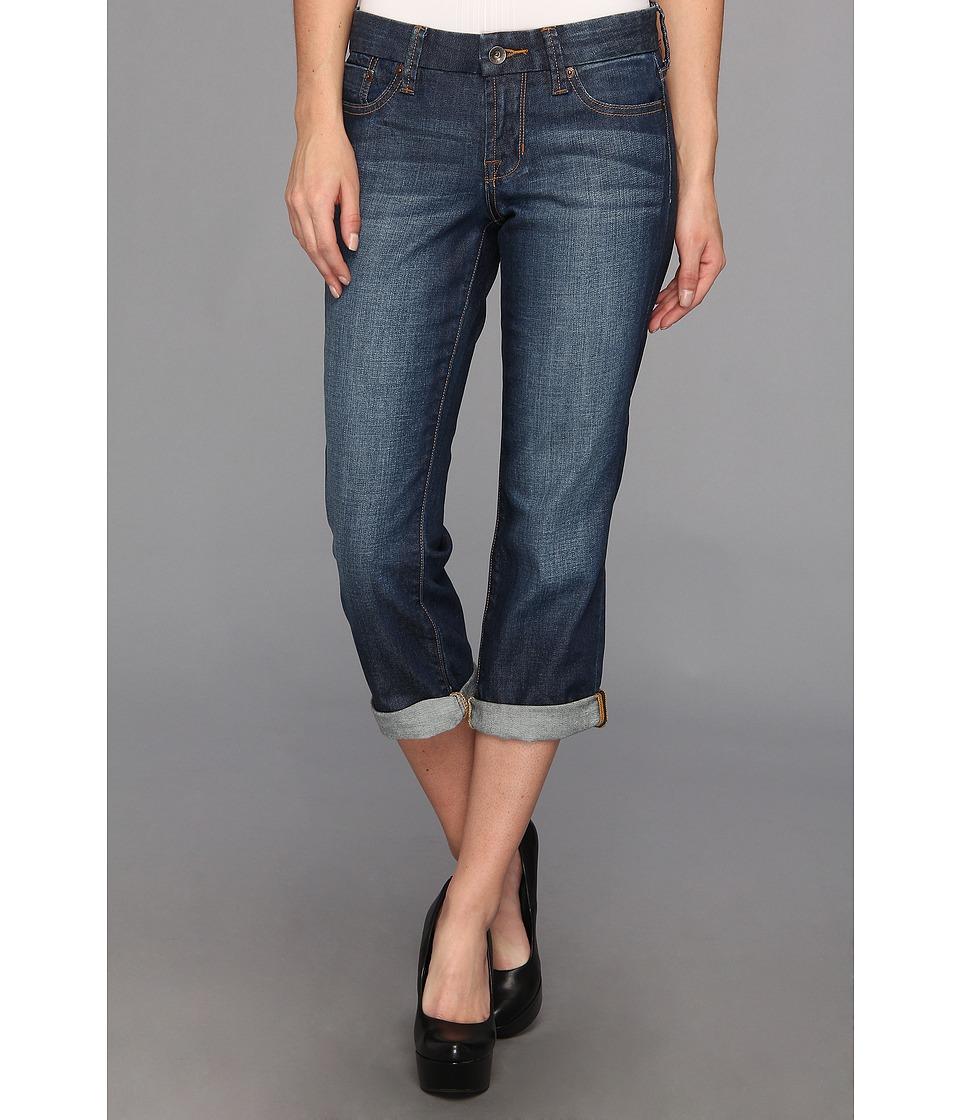 Lucky Brand - Sweet Jean Crop in Clambank (Clambank) Women