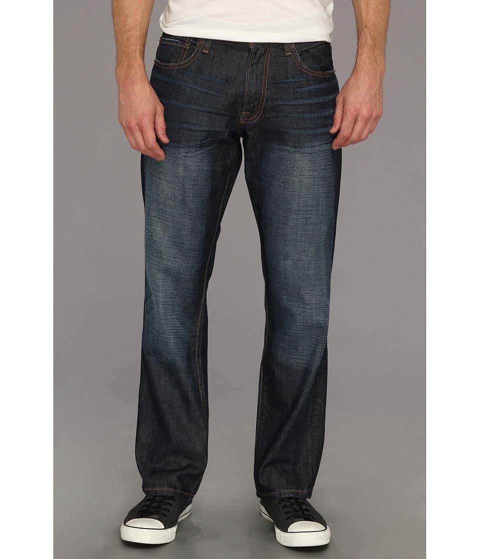 Lucky Brand 221 Original Straight in Sandpiper   R Mens Jeans (Gold)