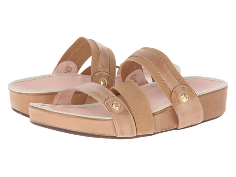 Taryn Rose - Amari (Nocciola) Women's Sandals