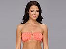 Ella Moss Moon Shadow Rem S/C Bandeau Bra (Pink) Women's Swimwear
