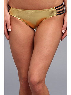SALE! $17.99 - Save $33 on GUESS Corps Values Spider Pant (Black Gold) Apparel - 64.73% OFF $51.00