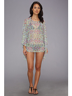 SALE! $34.99 - Save $50 on Athena Coconut Tunic Cover up (Multi) Apparel - 58.84% OFF $85.00