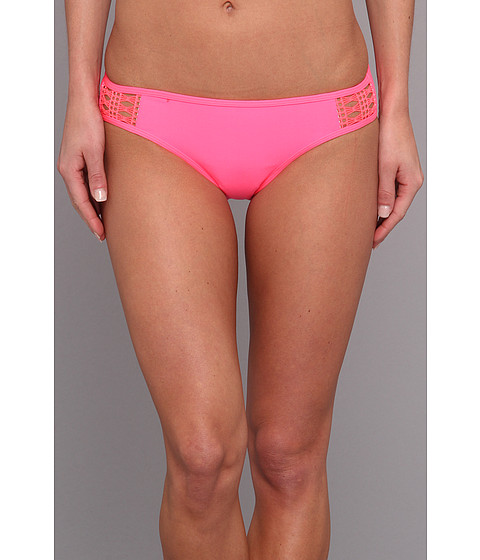 Ella Moss - Solids Retro Pant (Pink) Women
