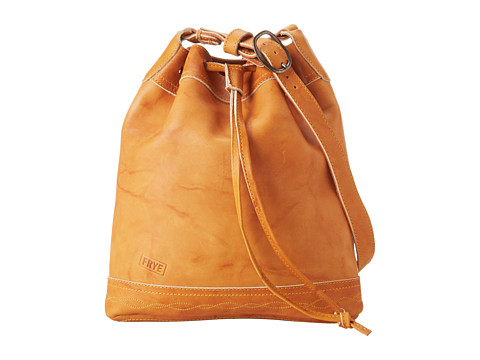 Frye Campus Vintage Drawstring (Sunrise Montana) Shoulder Handbags